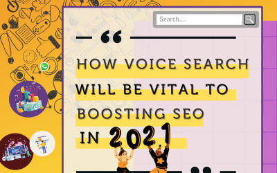 How Voice Search Will Be Vital to Boosting SEO in 2021